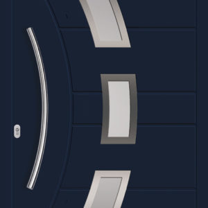 Hoco Aluminium Haustür – NA10080