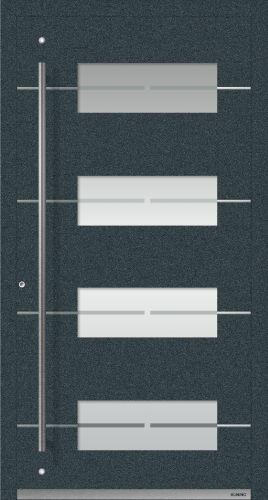 Aluminium Haustür – Höning – Finja