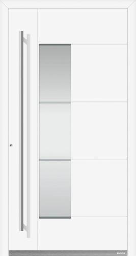 Aluminium Haustür – Höning – Ida