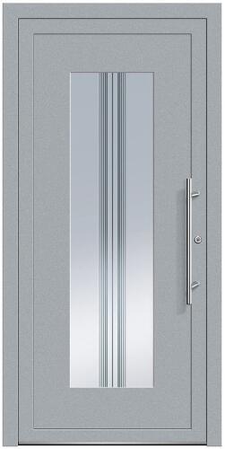 Aluminium Haustür – Kosmos 01