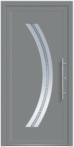 Aluminium Haustür – Kosmos 03