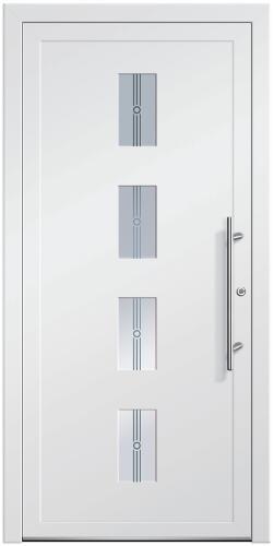 Aluminium Haustür – Kosmos 05
