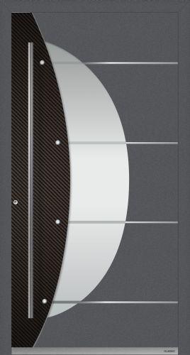Aluminium Haustür – Höning – Mia